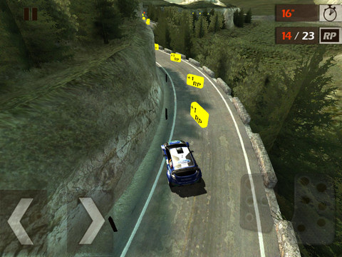 Rallye-Spiel für iPhone und iPad
