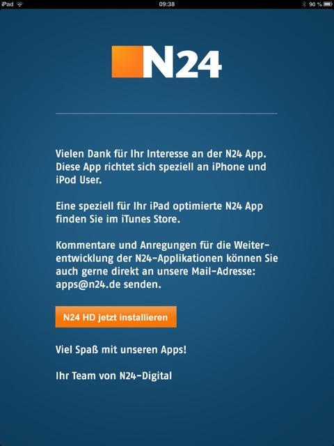 N24 iPad