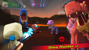 Call of Mini DinoHunter