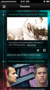 Eurovision Song Contest in Schweden