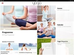 Alles-in-einem Yoga