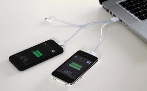 3 In 1 Ladekabel F 252 R Apple Samsung Amp Co Appgefahren De