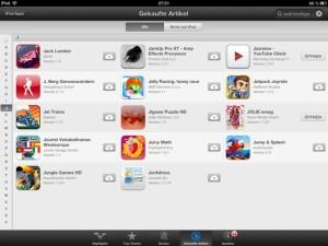 iPad App Store