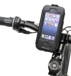 BioLogic Bike Mount Plus for iPhone 5, on bike portrait