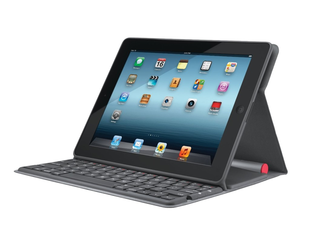 Logitech Bluetooth SOlar Folio