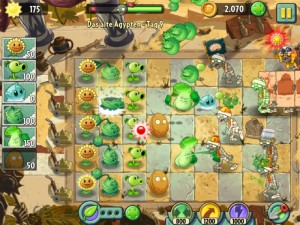 Plants vs Zombies 2 2