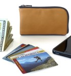 SFBags Finn Wallet with stuff for wallet