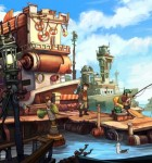Chaos auf Deponia 4