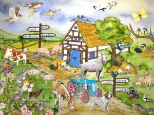 Erlebnis Bauernhof