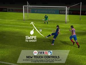 FIFA 14 für iOS
