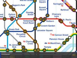 Tube Map Live