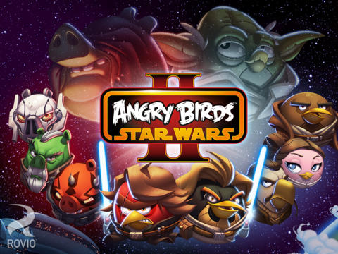 Angry Birds Stars Wars II 1