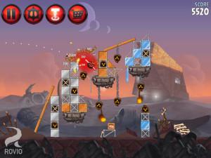 Angry Birds Stars Wars II 2