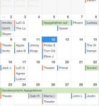 Calendars 5 1