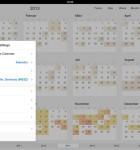 Calendars 5 3