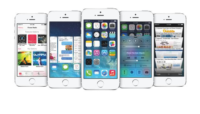 iOS 7 - bald ohne Bugs
