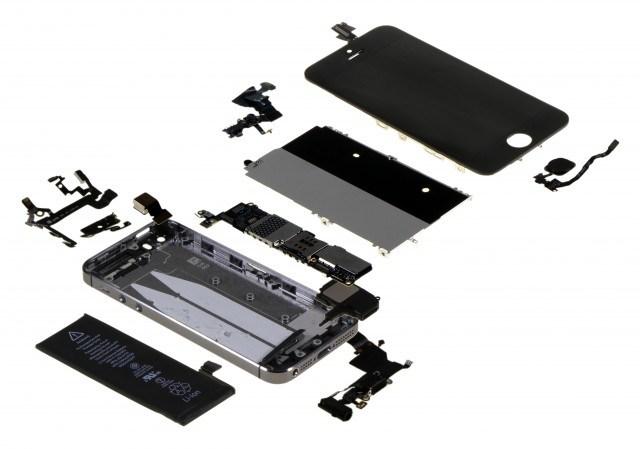 iPHone 5s Hardware