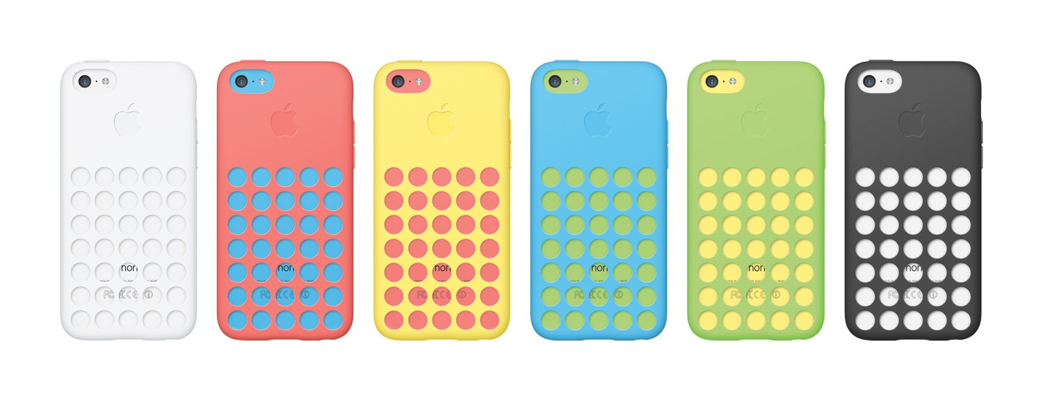 iPhone 5c Huellen