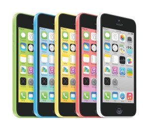 iPhone 5c alle