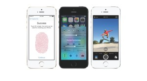 iPhone 5s Fingerabruck Touch ID