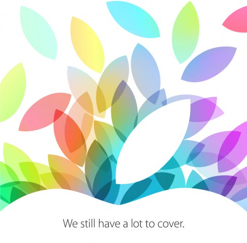 A lot to cover Apple Keynote