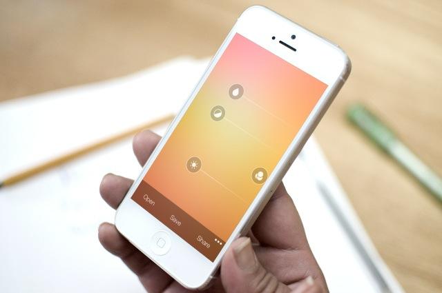 Wallpaper Apps For Ios: Blurify Erstellt Tolle IOS 7 Wallpaper Auf IPhone Und IPad