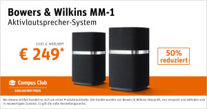 Bowers Wilkins MM-1 Campus Club