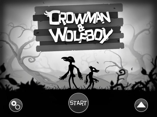 Crowman & Wolfboy 1