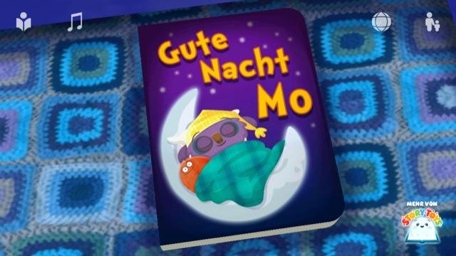 Gute Nacht Mo 1