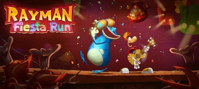 Rayman Fiesta Run 1