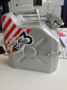 Red Bull Kanister