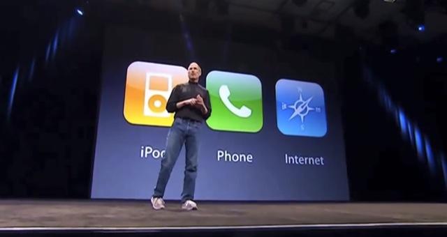 Steve Jobs Keynote