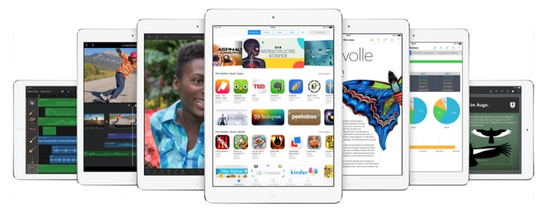 iPad Air Erfahrungsberichte