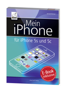 iPhone 5c Buch