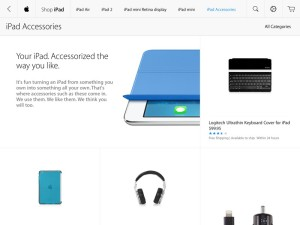 Apple Store für iPad