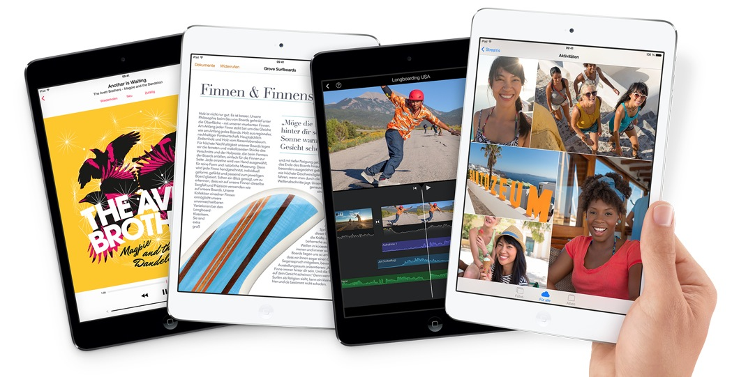 Apple iPad mini Retina-Display