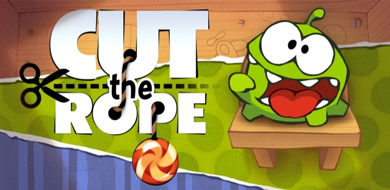 Cut the Rope Banner