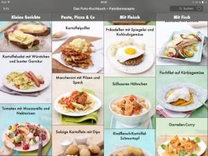Das Foto-Kochbuch - Familienrezepte