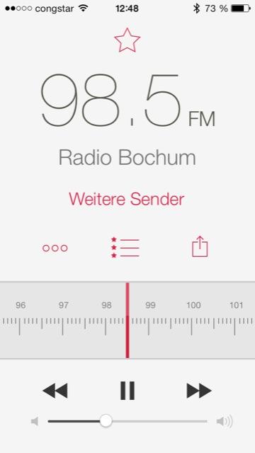 Einfach nur Radio
