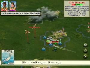 Sid Meiers Ace Patrol Pacific Skies Schlachtfeld