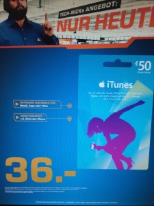 Tech Nick iTunes Tagesangebot