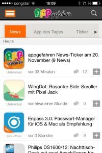 appgefahren News App 5.2