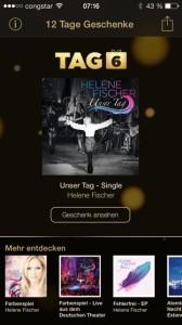12 Tage Geschenke - Helene Fischer