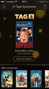 12 Tage Geschenke Kevin Allein zu Haus