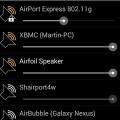 Android AirPlay AirAudio