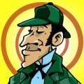 Detektiv Holmes Icon