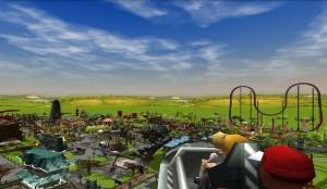 RollerCoasterTycoon 3