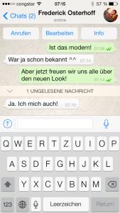 Online falsch zuletzt viber WhatsApp zuletzt