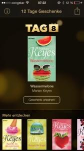 12 Tage Geschenke Wassermelone