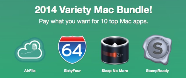 2014 Variety Mac Bundle